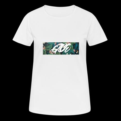 GABE FLOW - Frauen T-Shirt atmungsaktiv