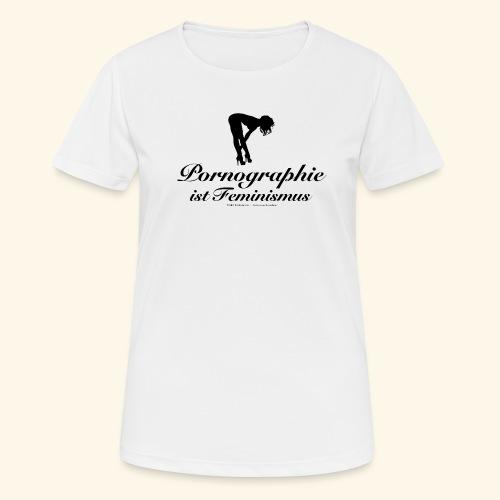 Feminismus - Frauen T-Shirt atmungsaktiv