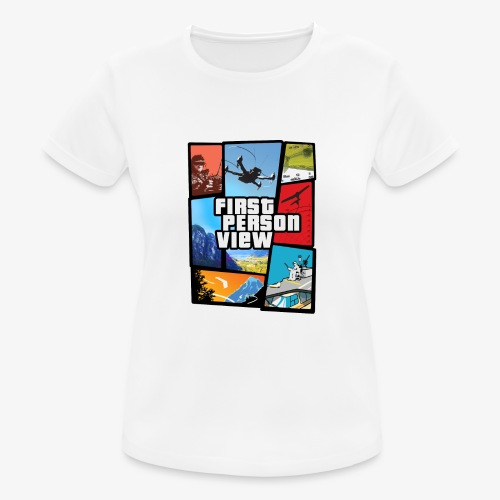 Ultimate Video Game - Women's Breathable T-Shirt
