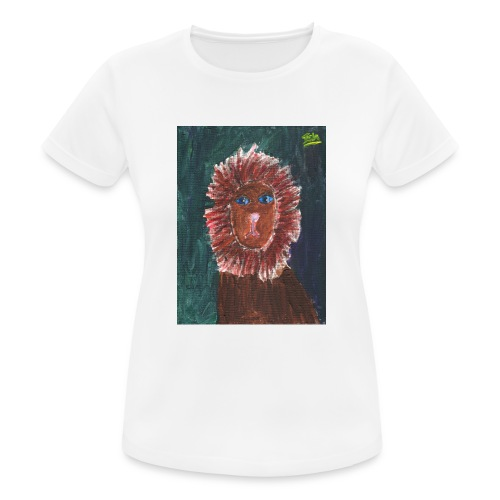 Lion T-Shirt By Isla - Women's Breathable T-Shirt