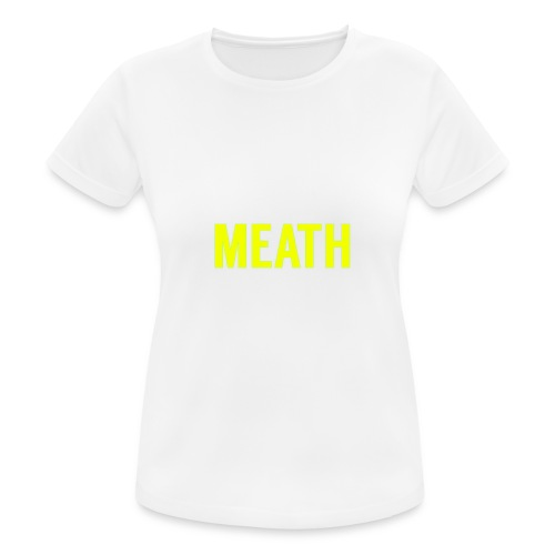 MEATH - Women's Breathable T-Shirt