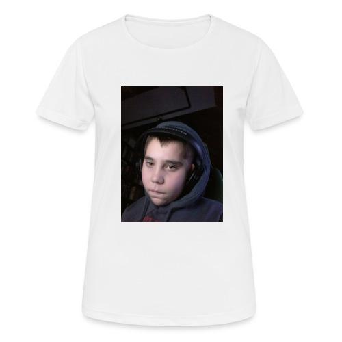 djyoutuber thisert - Vrouwen T-shirt ademend actief