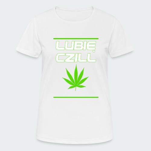 Męska Koszulka Premium Czill - Koszulka damska oddychająca
