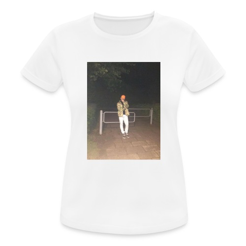 Jay Dane - Dame T-shirt svedtransporterende