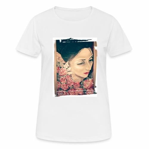 Lady Rose, - Maglietta da donna traspirante