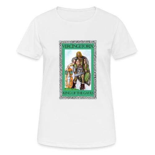 Vercingetorix - Women's Breathable T-Shirt