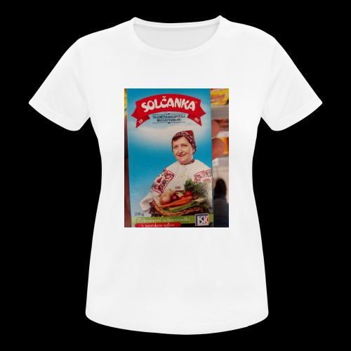 Babushka's fines - Women's Breathable T-Shirt