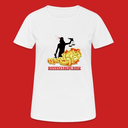 Bananen Republik Österreich - Frauen T-Shirt atmungsaktiv