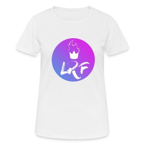 LRF rond - T-shirt respirant Femme