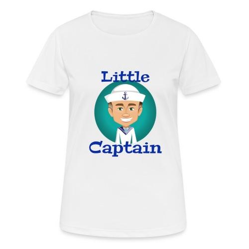 Little Captain - Frauen T-Shirt atmungsaktiv