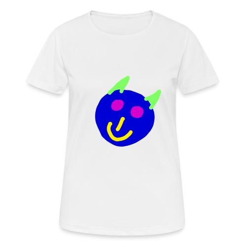 Kleiner Kobold - Frauen T-Shirt atmungsaktiv