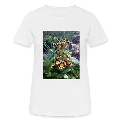 Primel - Frauen T-Shirt atmungsaktiv