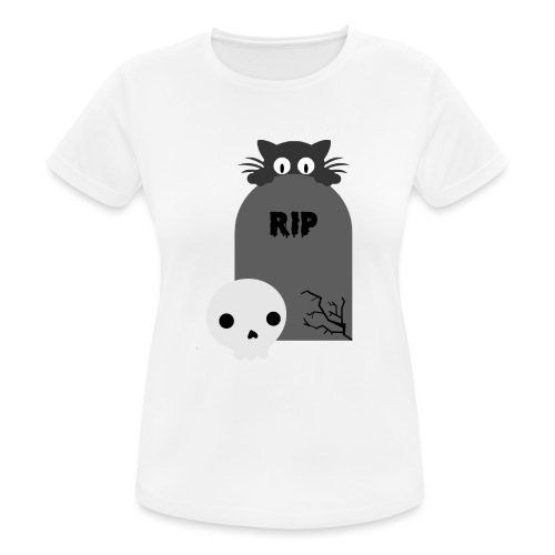Dark But Cute - Women's Breathable T-Shirt
