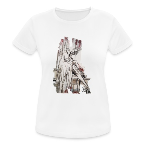 From dust till dawn - Frauen T-Shirt atmungsaktiv
