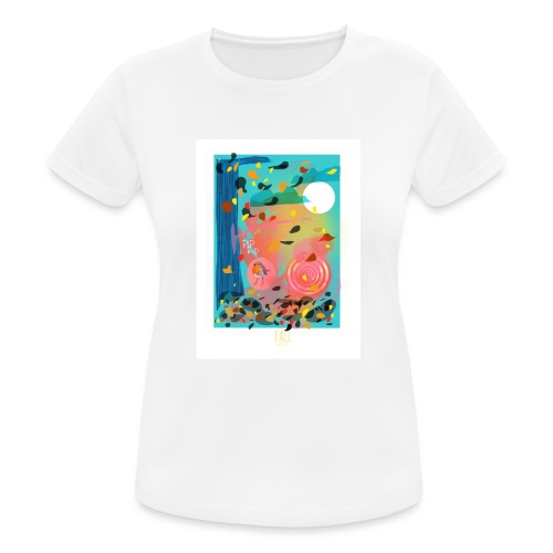 Fall - Dame T-shirt svedtransporterende