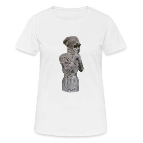 Colección Jackie sin fondo - Camiseta mujer transpirable