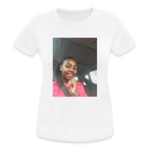tee shirt personnalser par moi LeaFashonIndustri - T-shirt respirant Femme