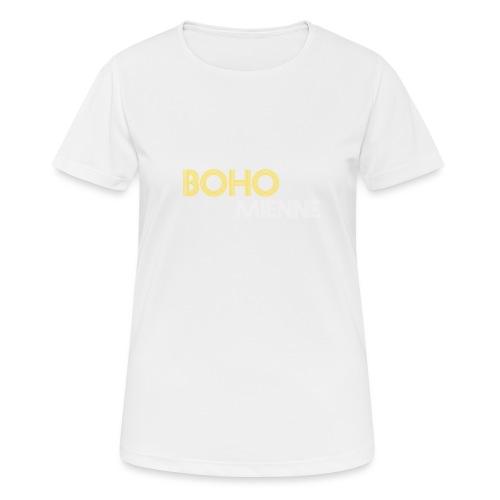 Bohomienne - Vrouwen T-shirt ademend actief
