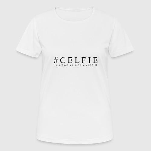 CELFIE - Dame T-shirt svedtransporterende