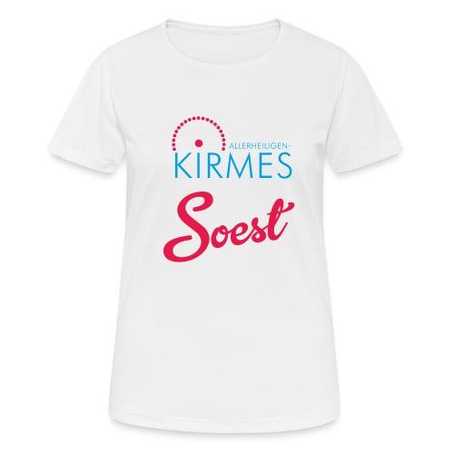 die Allerheiligenkirmes in Soest - Frauen T-Shirt atmungsaktiv