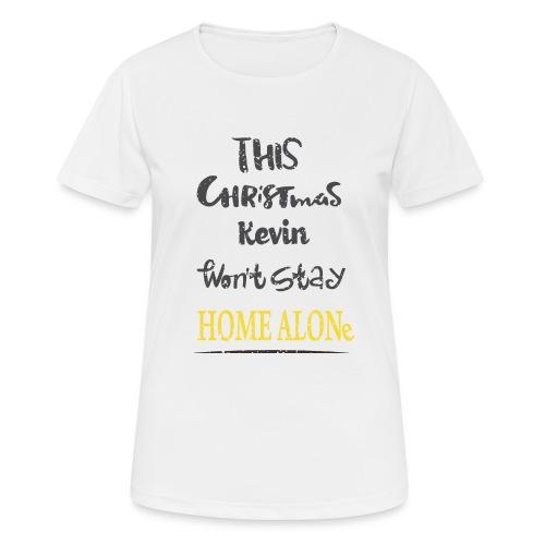 Kevin McCallister Home Alone - Koszulka damska oddychająca