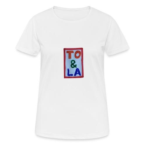 TO & LA - Koszulka damska oddychająca