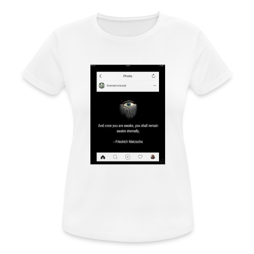 81F94047 B66E 4D6C 81E0 34B662128780 - Women's Breathable T-Shirt