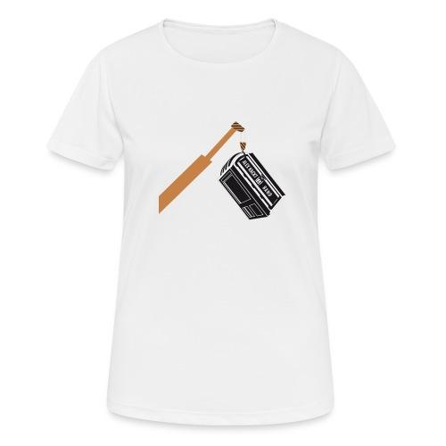 AKUB - Frauen T-Shirt atmungsaktiv