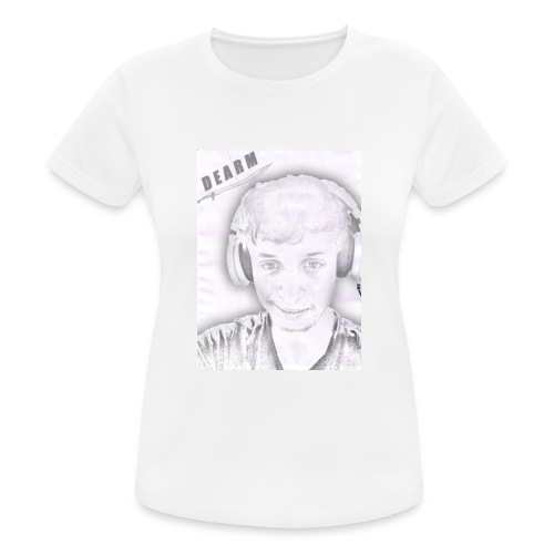 Kubek - Women's Breathable T-Shirt