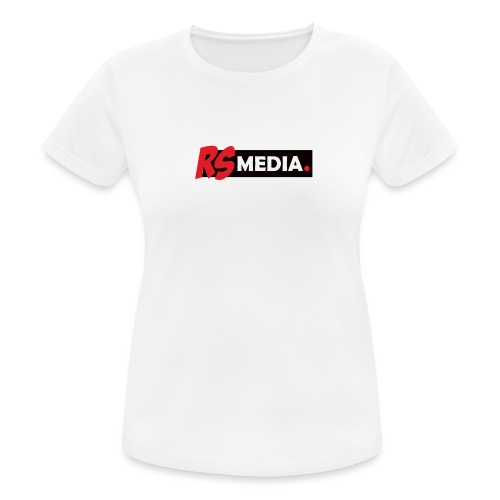 RS Media - Frauen T-Shirt atmungsaktiv