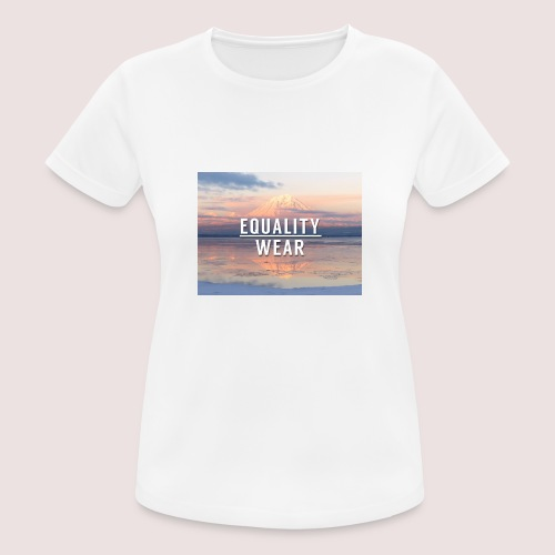Mountain Equality Edition - Women's Breathable T-Shirt