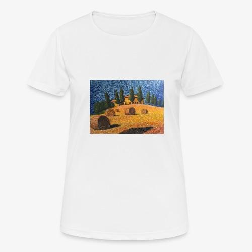 tuscany - Women's Breathable T-Shirt