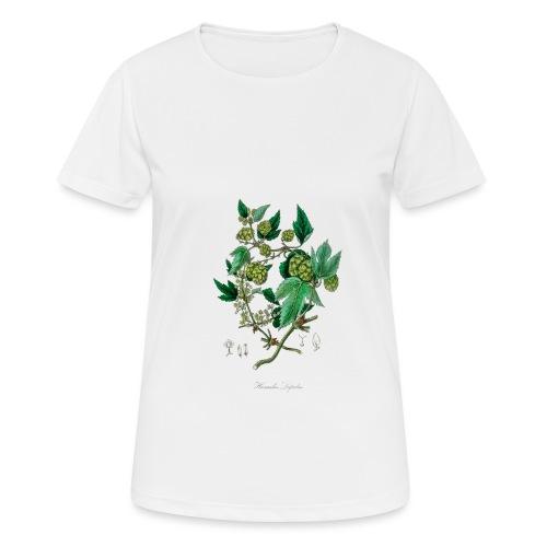 Humulus Lupulus - Koszulka damska oddychająca