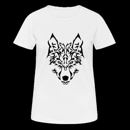 Tribal Wolf - T-shirt respirant Femme