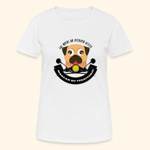 Territorio Perruno - Camiseta mujer transpirable