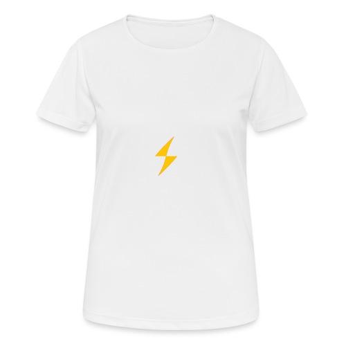 Bolt - Women's Breathable T-Shirt