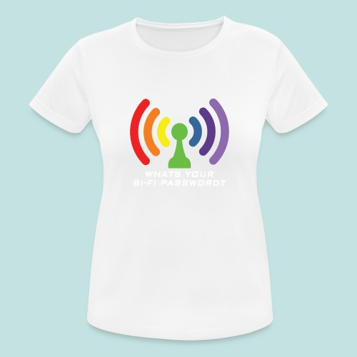 Bi-Fi - Women's Breathable T-Shirt
