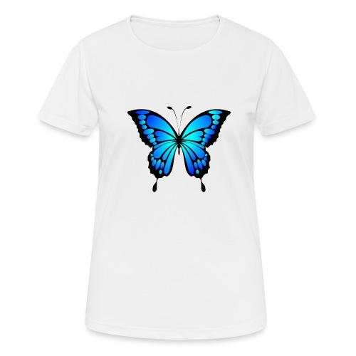Mariposa - Camiseta mujer transpirable