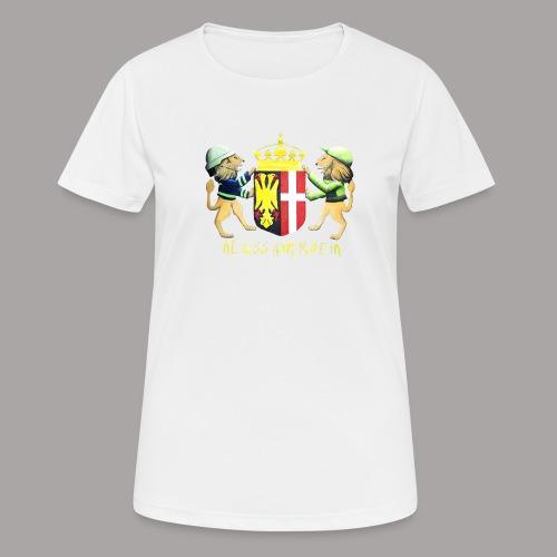 Neuss am Rhein - Frauen T-Shirt atmungsaktiv