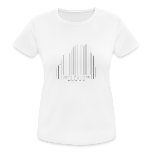 Cloud - Women's Breathable T-Shirt