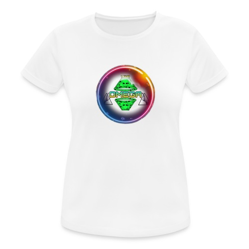 OMEGA Team E-esport France - T-shirt respirant Femme