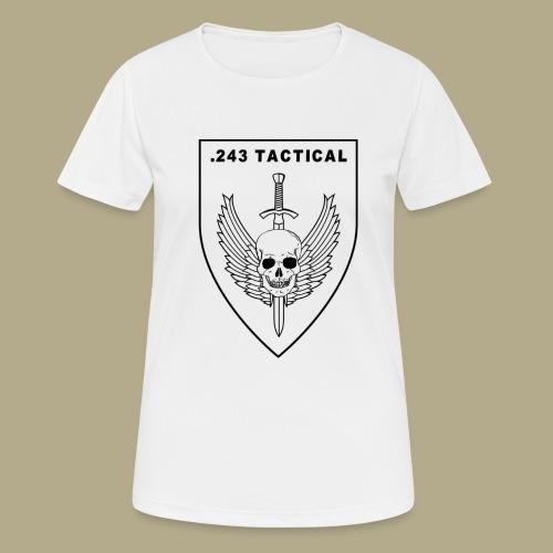 Club Logo - vrouwen T-shirt ademend