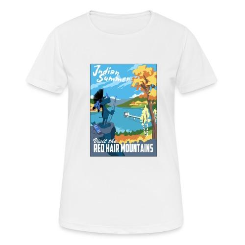 Indian Summer - Frauen T-Shirt atmungsaktiv