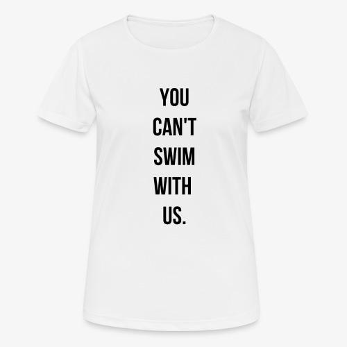 swim - T-shirt respirant Femme