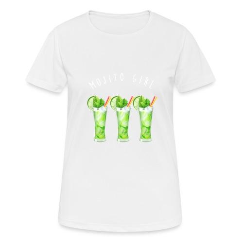mojito girl - T-shirt respirant Femme