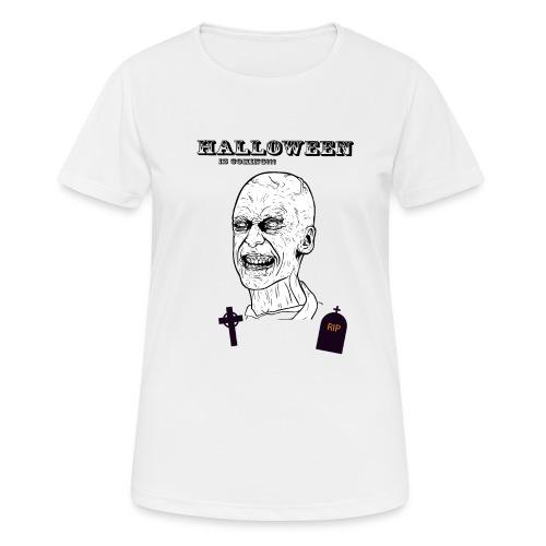 Haloween 2018 - T-shirt respirant Femme