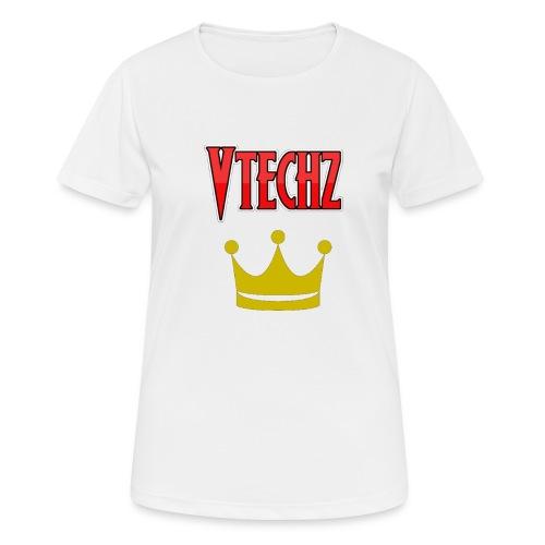 Vtechz King - Women's Breathable T-Shirt