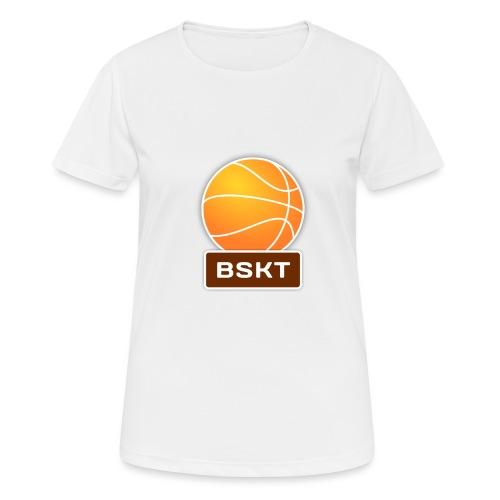 Basket - Camiseta mujer transpirable