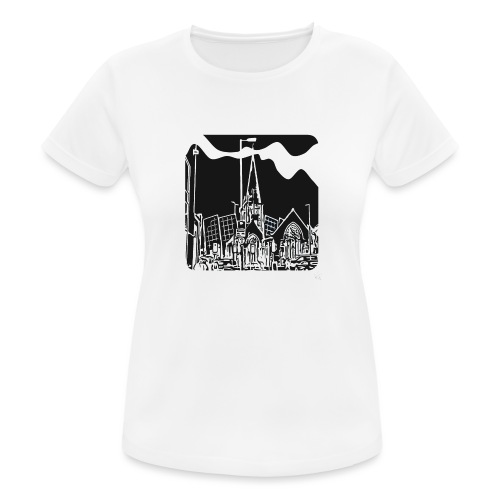 Church iconic - Women's Breathable T-Shirt
