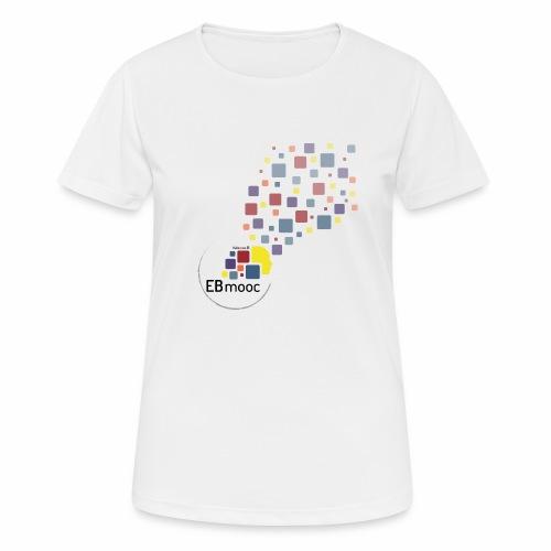 EBmooc T-Shirt 2018 - Frauen T-Shirt atmungsaktiv